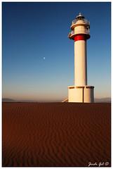 DSC_0321JordiGilwww (Jordi Gil) Tags: lighthouse de faro spain delta el catalunya gil jordi lebre fangar lebro