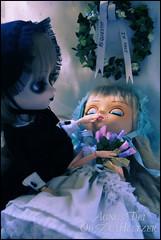 Agnus Dei (4) (Angie Zu Heltzer) Tags: dark dead death die noir alone sweet rip gothic lolita planning groove pace amadeus pullip bianca requiem mozart inc dei wolfgang jun agnus miserere junplanning grooveinc requiestat