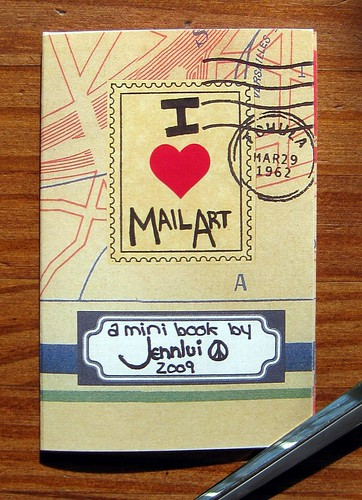 I Heart Mail Art