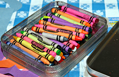 Colorful Crayons 2/6/10