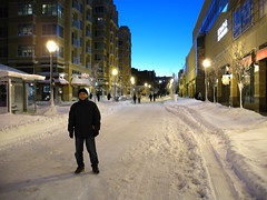 Irving Street After Blizzard (Mr.TinDC) Tags: winter snow streets cold weather washingtondc dc streetscapes columbiaheights irvingstreet snowstorms blizzards snowpocalypse snomg snomgasm