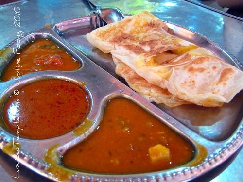 Roti Pisang - Devi's Corner, Bangsar
