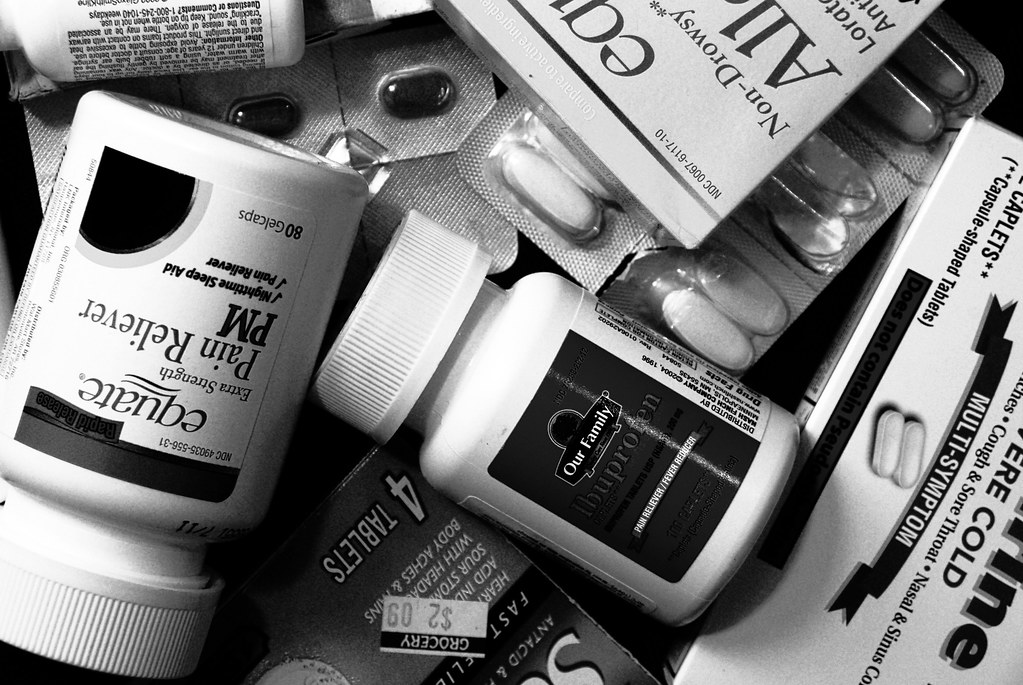 Many medicines.