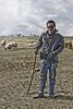 FarmVille (Talal Al-Mtn) Tags: new old blue winter shadow portrait sun man tree canon sand shot desert sheep fb farmville human kuwait talal facebook q8 kwt 450d lm10 inkuwait almtn talalalmtn طلالالمتن bytalalalmtn talalalmtnphotography