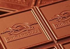 Chocolate is beautiful!