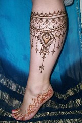 a little sexy number (ReMarkable Blackbird) Tags: wedding party art fling feet festival tattoo foot spring artist photoshoot gray maine images henna mehendi mehndi hire porltand mehandi remarkableblackbird