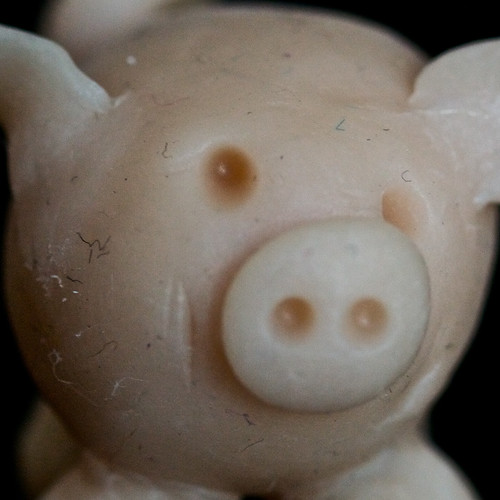 this little piggy sculpey