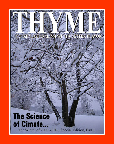 THYME Magazine, Volume II, Issue VII