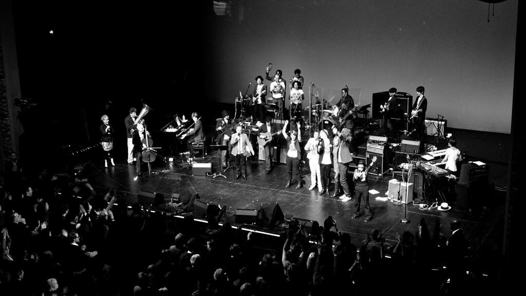 365.047: Plastic Ono Band @ BAM