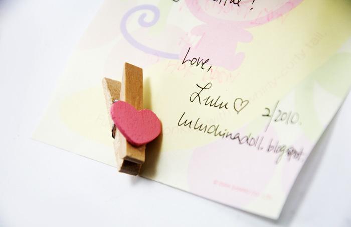 lulu letter