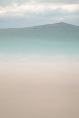 The Minimal Approach, Traigh nah-Uidhe (David Kendal) Tags: longexposure bw 30 aqua pastel minimal nd harris outerhebrides neutraldensity 10stop nd1000 pabbay pabaigh traighnahuidhe uidhe