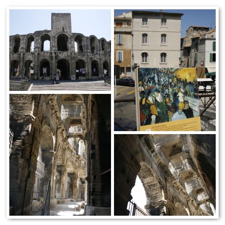 Les Arénes, Arles