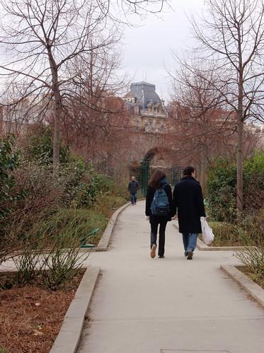 Viaduc walkway