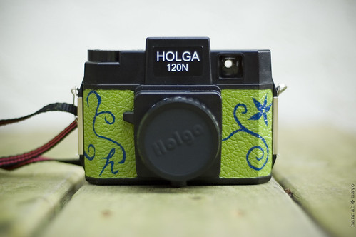 Painted Holga no.1