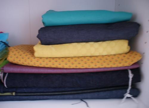 jeans + gordijnen
