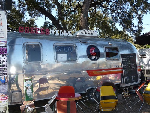 another austin airstream. crepes.