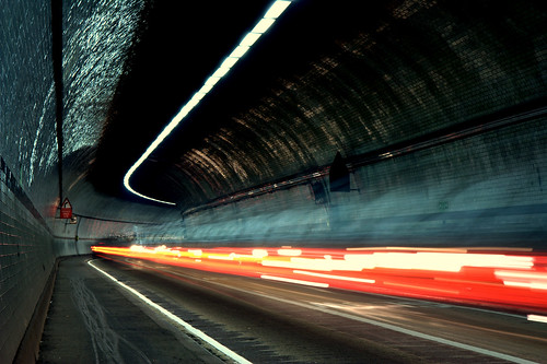 Rotherhithe Tunnel By Night #2