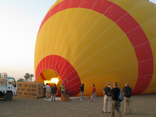 Photo of  Air balloon - Luxor, Egypt