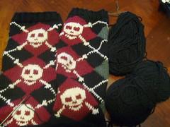 Aargyle Socks