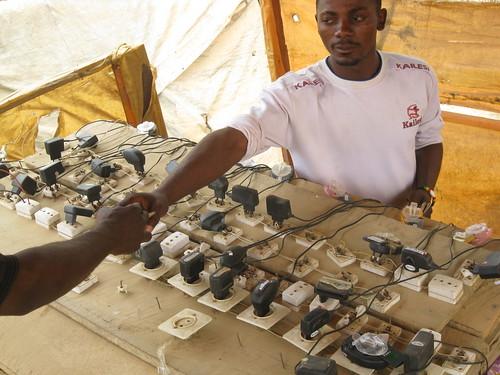 recharge merchant in Kindu