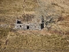 Bourblaige Deserted Village