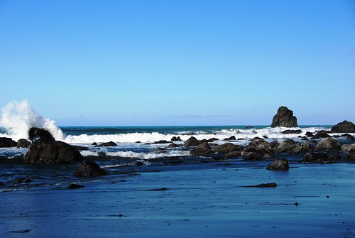 surf of northern california