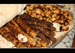 كباب إيراني لـ ليل الحزن (sanabesCooking) Tags: