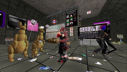 dj DaemonChadeau Nemeth at DeRailed