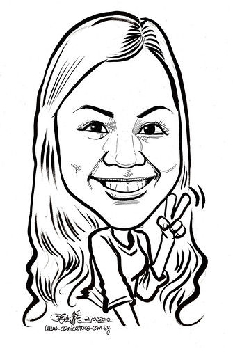 Caricature for K C Dat -  Eunice