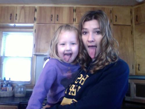. emma and me .