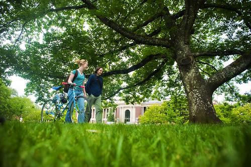 OSU Campus - Sierra Club ranking