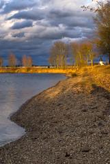 Nach dem Sturm am Badesee (HDR) (neufi) Tags: deutschland see natur orte hdr sturm biebesheim badesee aufnahmesituationenmethoden