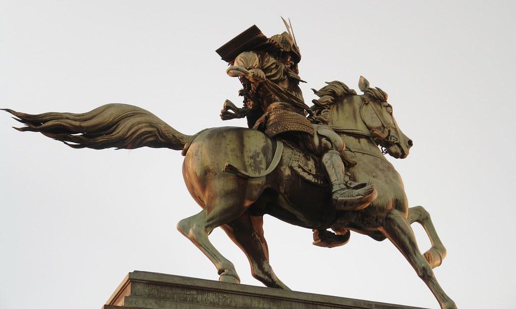 Kusunoki Masashige monument