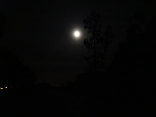 Noche en Sierra Bermeja