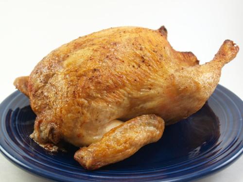5-Spice Roast Chicken