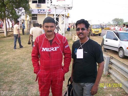 mrf race 351