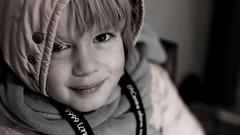 PORTRAIT KIDS (arievandampictures) Tags: blackandwhite kids portraits zwartwit portretten kinderen lighthousepictures kinderenaanhetwater arievandampictures