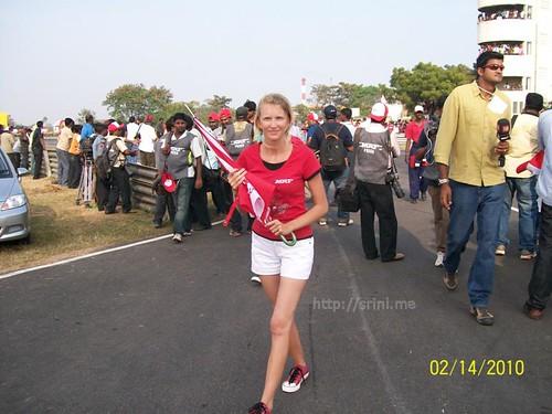 mrf race 302
