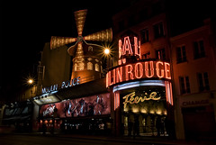 Moulin Rouge - torfo