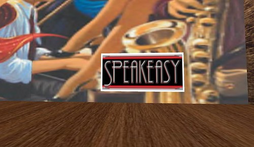 speakeasy for live music