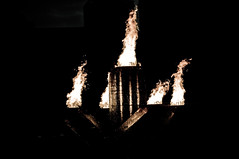 DSC_5086 (the PhotoPhreak) Tags: winter vancouver whistler fire symbol flame olympic cauldron 2010 paralympic