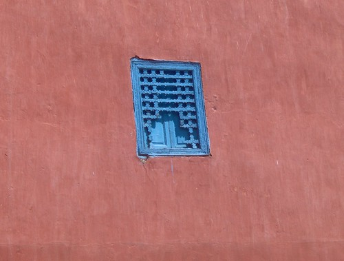 Window, Mellah, Marrakesh