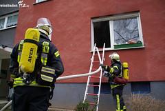 Küchenbrand Dotzheim 15.03.10
