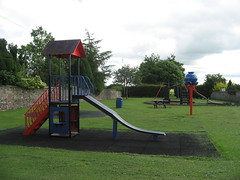 Dunshalt play park by Smart Community Fife, on Flickr