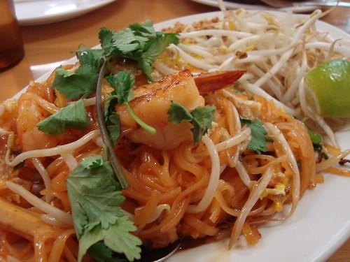 Pad Thai @ Yai Restaurant