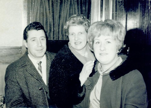 Betty Watt In The Pub with Pals 1960s