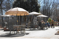 Patio (Matches2) Tags: patio earlyspring gardenfurniture
