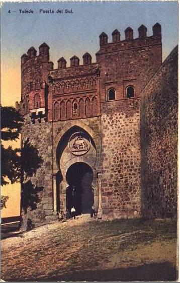 Puerta del Sol a principios del siglo XX