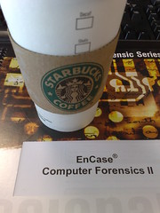 Starbucks and EnCase Computer Forensic II