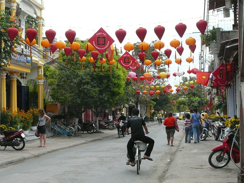 Hoi An in the day